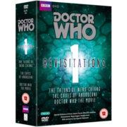 DoctorWhoRevisitations1DVD