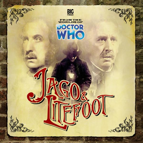 Jago & Litefoot: Series 7 Box Set | Louise Jameson