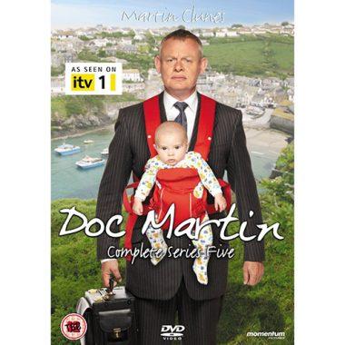 Doc Martin Series 5 DVD boxset