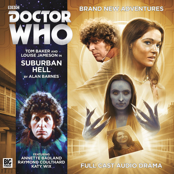 Doctor Who-Suburban Hell