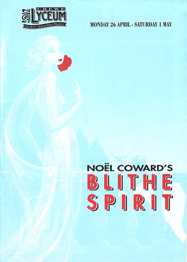 Blithe Spirit (1993)