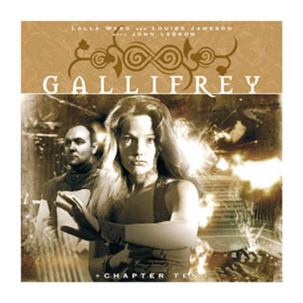 Doctor Who: 3.1 Gallifrey - Fractures