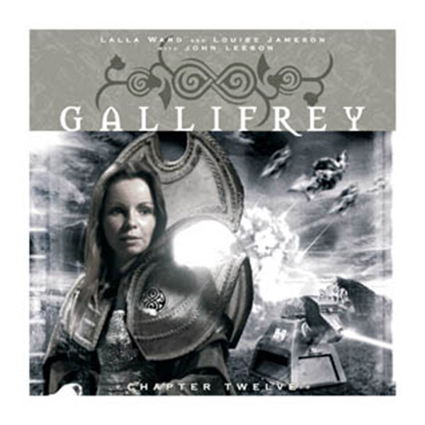Doctor Who: 3.3 Gallifrey - Appropriation