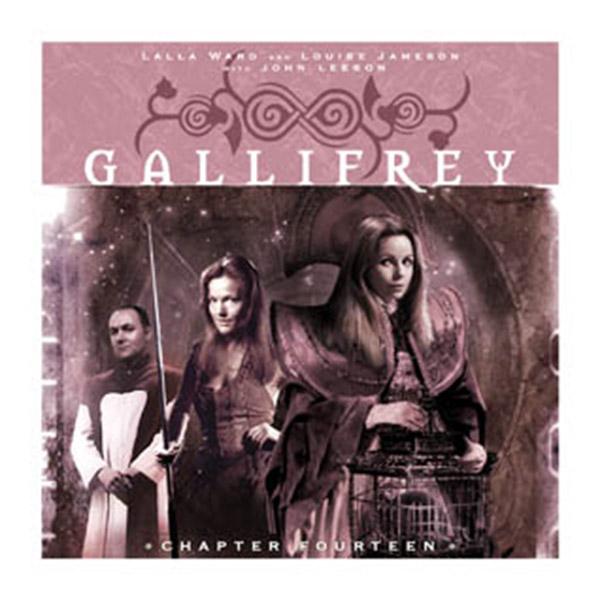 Doctor Who: 3.5 Gallifrey - Panacea