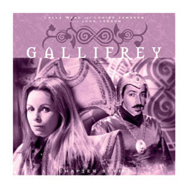 Doctor Who: 2.3 Gallifrey - Pandora