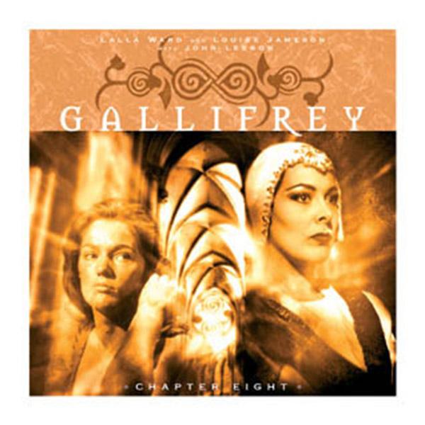 Doctor Who: 2.4 Gallifrey - Insurgency