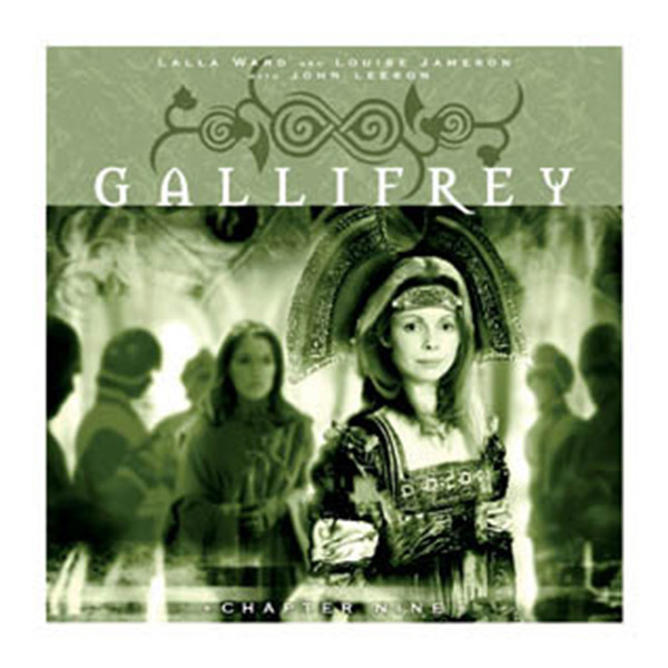 Doctor Who: 2.5 Gallifrey - Imperiatrix