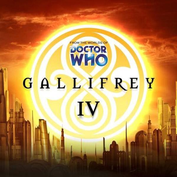 Doctor Who: 4.0 Gallifrey