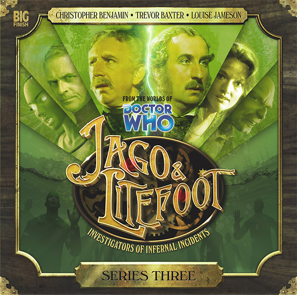 Doctor Who: Jago & Litefoot Series 3